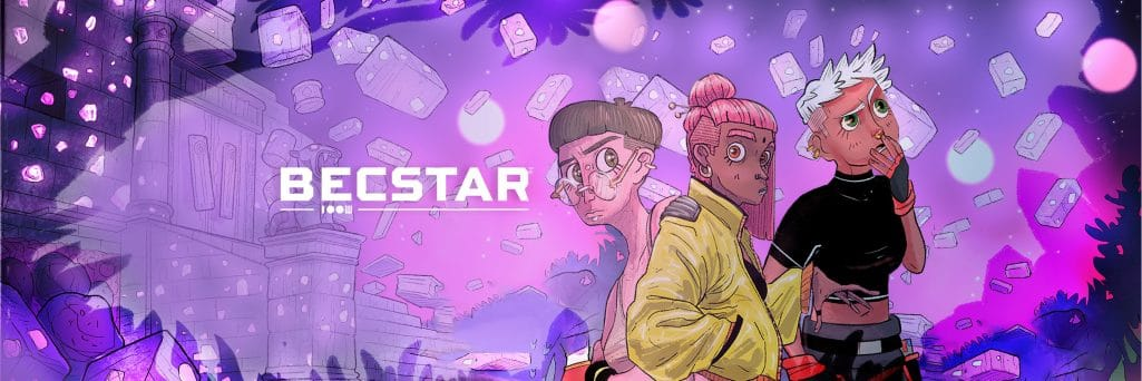 Becstar Lands In Stores