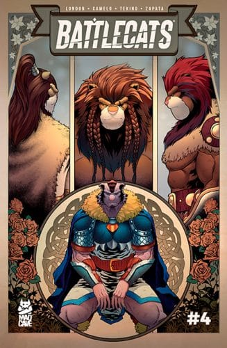 Battlecats 4 Vol 3