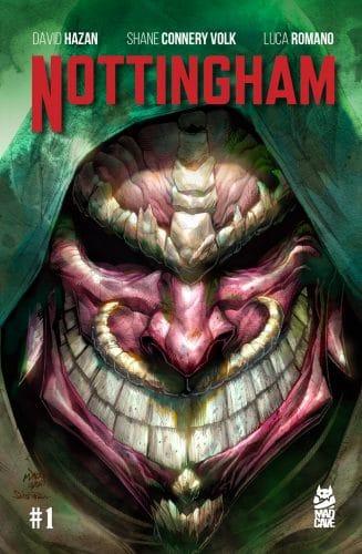 Nottingham 1 - Cover - Variant 2